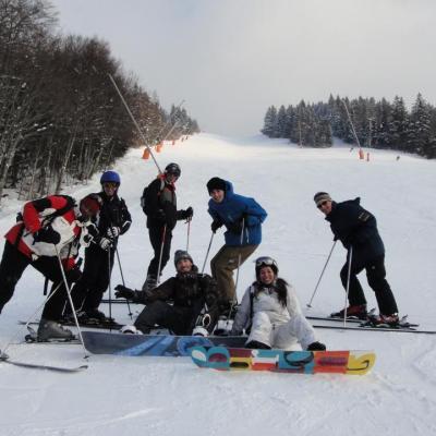 Sortie de ski février 2012 ou comment mettre à l'épreuve le MaBoo