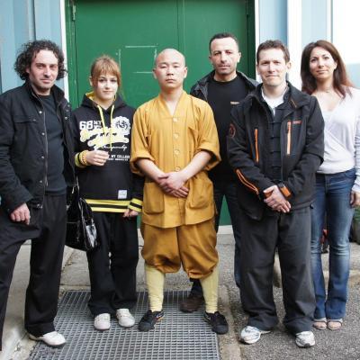 Stage Sanda Shaolin