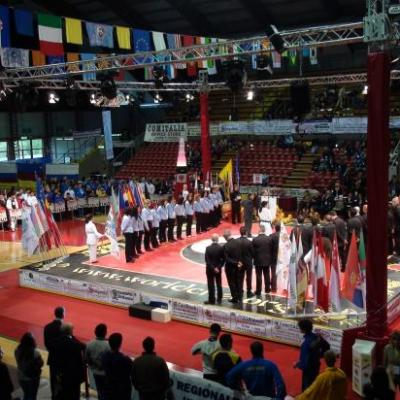 championnat du Monde Pérugia 2010