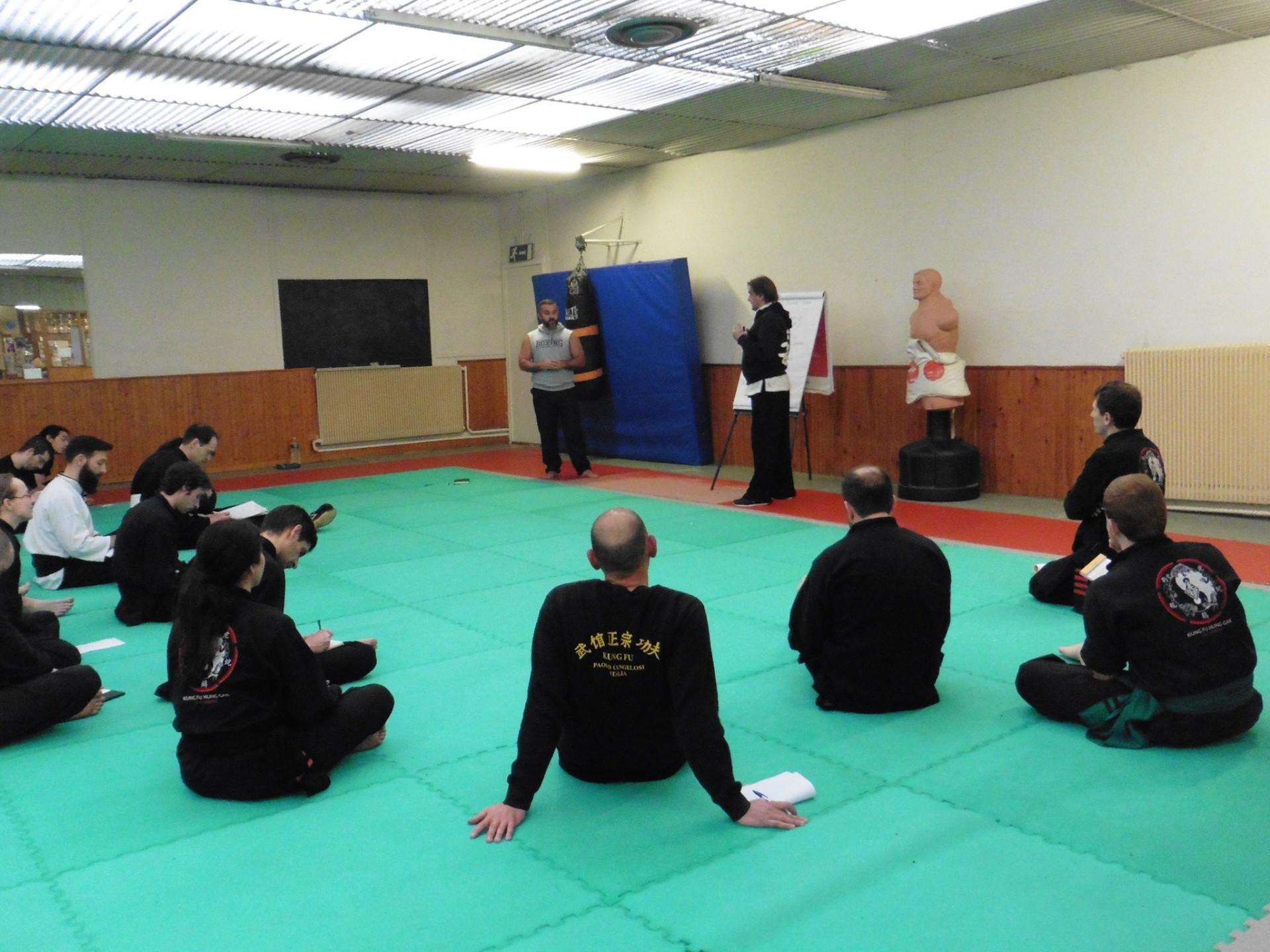 Newsestlyonnais stage samourai